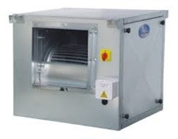 Galvanised Steel Inline Cabinet Fan