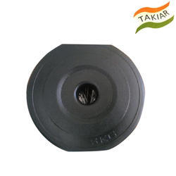 PVC Unbreakable Weight Plate