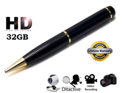 Spy Pen Camera Full HD 1080p (Free Cod)