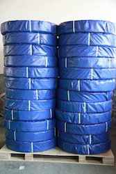 3 Inch To 10 Inch 60 Metre PVC Lay Flat Reinforced Hose, For Water and Delevery, 8 Kg