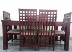 Sheesham 6 Chair Dining Table