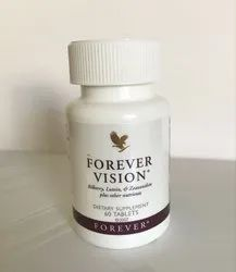 Forever VISION Supplement for Healthy Eyes (60 Tablets)