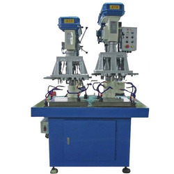 Gang Type Multi Drill Machine