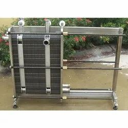 Milk Pasteurizer Plate Heat Exchanger