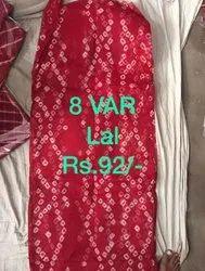 Printed Bandhej Jodhpuri Safa