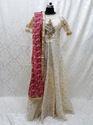 Silk Party Wear And Wedding Wear Salwar Suits And Dupatta