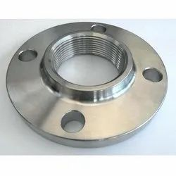 Stainless Steel 304 Threaded Flange