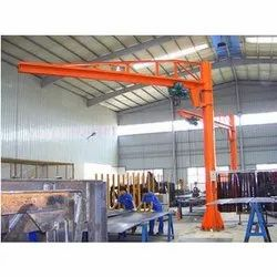 Pillar Mounted Crane