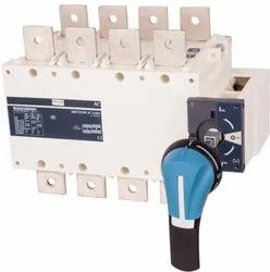 Socomec Sircover Manual Transfer Switch
