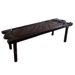 AJE FRP Royal Massage Table With Wooden Stand