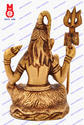 Lord Shiva Sitting Statue