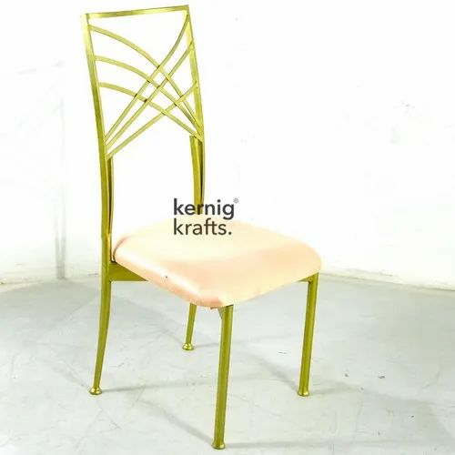 Peachy Kernig Krafts Hand Made Stackable Party Event Ms Iron Chameleon Chair Gamerscity Chair Design For Home Gamerscityorg