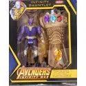 Plastic Avengers War Toy