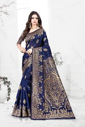 PR Fashion Launched Silk Based Designer Saree