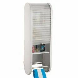 Shutter Mirror Cabinet