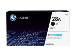 HP 28A Black Original  Toner Cartridge