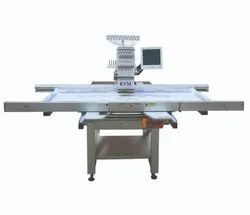 Single Head Embroidery Machine For Blouse And Kurti.