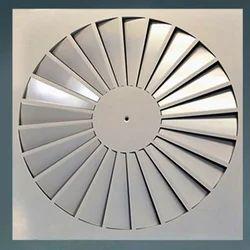 Aluminum Swirl Air Diffuser