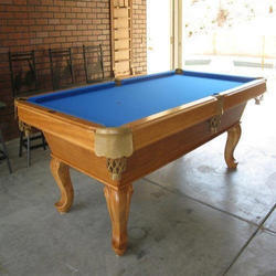Imported Pool Table