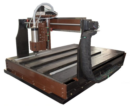 Feezer 3 Axis 6060 Cnc Wood Router Carving Engraving Machine Made In India