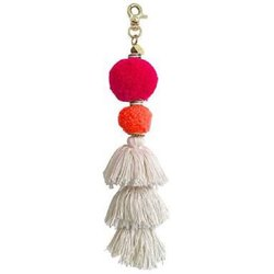 Cotton Key Tassels