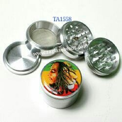 Mom Marley Sticker Design Smoking Grinders