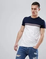 Cotton Polo Neck Men T-Shirts