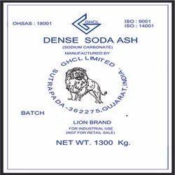 Dense Soda Ash (gamma Grade)
