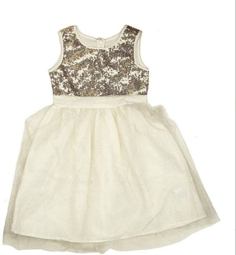 Party Wear Girl Sequins Dress