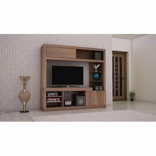 Wooden TV Cabinet, Warranty: 3 Years