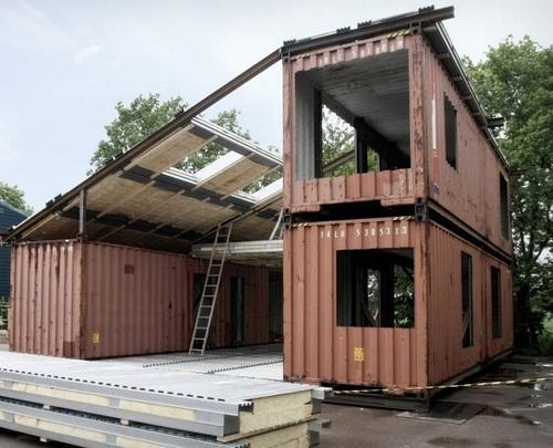 Container Homes & Container Homes | AB Sea Container Private Limited | Service ...