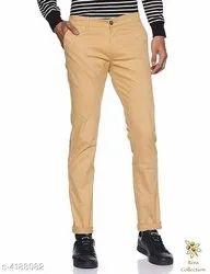 Cotton Plain Pant Men Pant