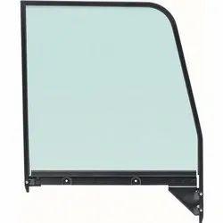 Natural Plain Truck Door Glass, For For Truck Door, Thickness: 5 Mm