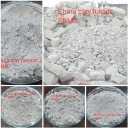 RRMC Powdered China Clay Powder, Packaging Type: Bag, Packaging Size: 25, 50 Kg