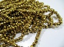 Golden Pyrite Color Beads