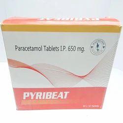 Paracetamol Tablets I.P. 600 mg