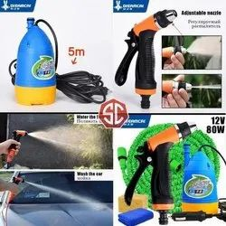 Spray and Car Washer New