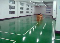 Anti Static Epoxy Flooring Coating Services