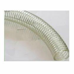 Transparent P.V.C Vacuum Hoses, Size: 1/2 And 3/4 Inch
