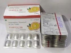Allopathic Vitamin Tab Pharma Franchies