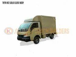 Tata Ace Gold Close Body