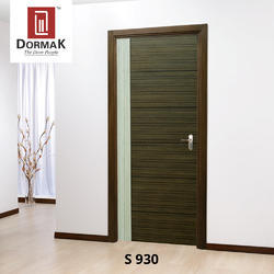 Dormak 84 inch S-930 Interior Wooden Laminated Door for Home & Hotel