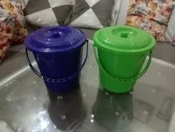 10l Dustbin With Handle and Lid