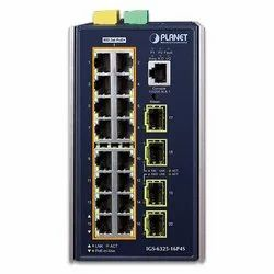 IGS-6325-16P4S Managed Ethernet Switch