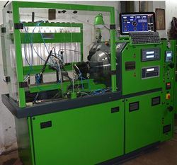 Common Rail Test Bench with Injector Coding - Indian Machine Tools
