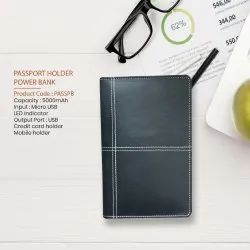 PASSPORT HOLDER POWER BANK