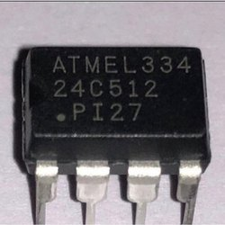 EEPROM 1.7V IC 24C512 ATMEL