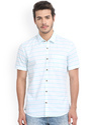 White Half Sleeve Shirts For Men
