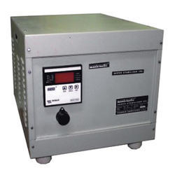 Servo Stabilizer Cabinet