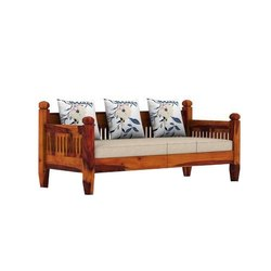 Fancy Teak Wood Sofa